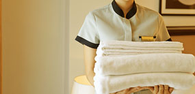 充実の客室サービス