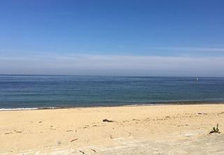 的形海水浴場
